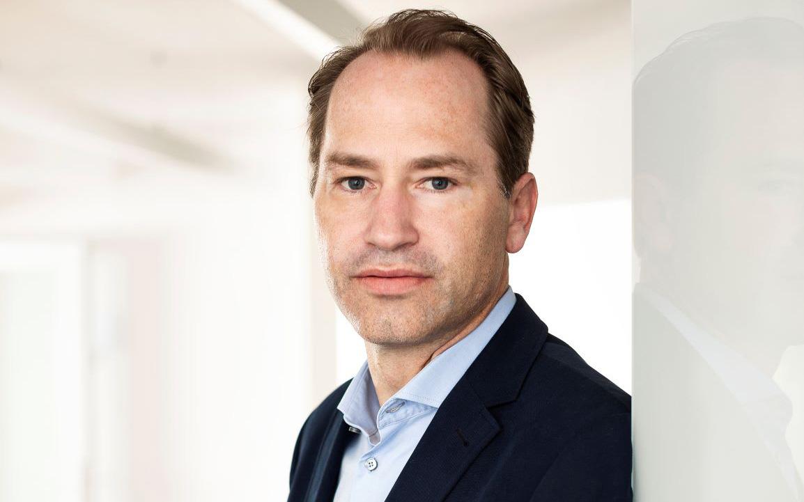 Portraitbild Dr. Alexander Hinrichs