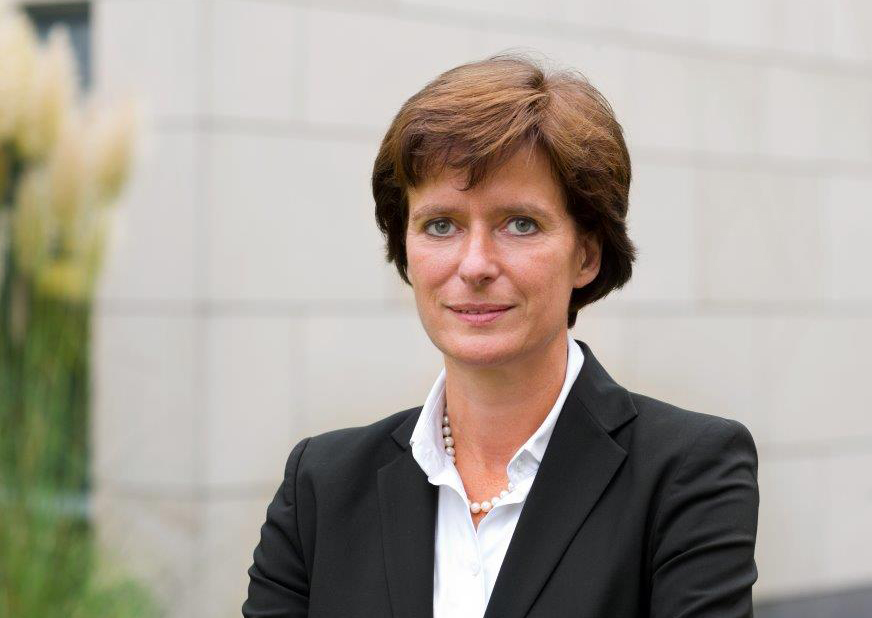 Porträt: Dr. Carin-Martina Tröltzsch, Geschäftsleiterin Agrar