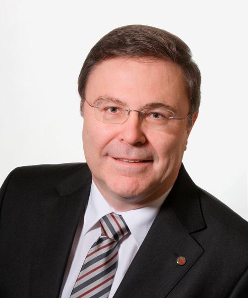 Portrait von Bernd Apfelbeck, Geschäftsführer Weidemann GmbH