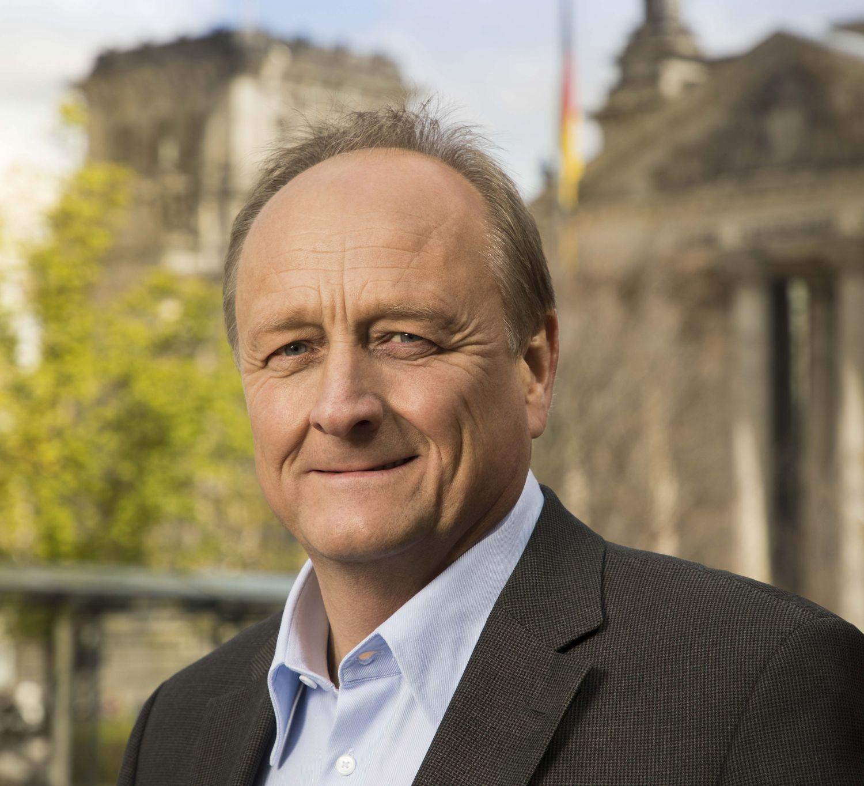 Porträt: JoachimRukwied, Präsident des Deutschen Bauernverbandes